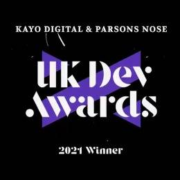We win big at the UK Dev Awards 2021