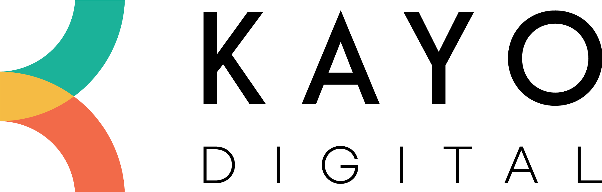 Kayo Digital dark logo
