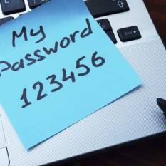 It's time to change your password