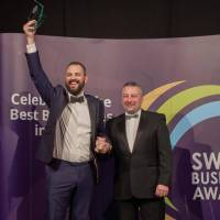 We win big at Swale Business Awards!