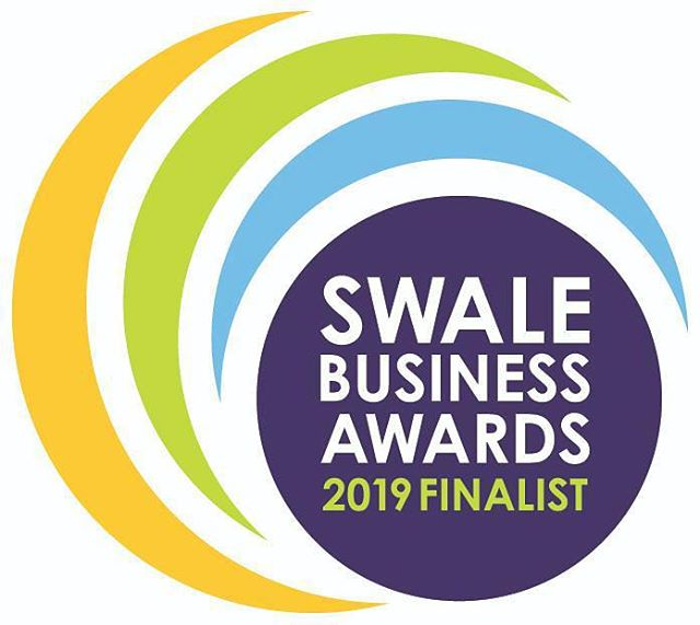 Perfect way to start the week! 💪 We have been named finalists in this years Swale Business Awards! 🎉 🎉 . . #kentbusiness #kentagency #swalebusinessawards #agencylife #webagency #swale #mondaymotivation