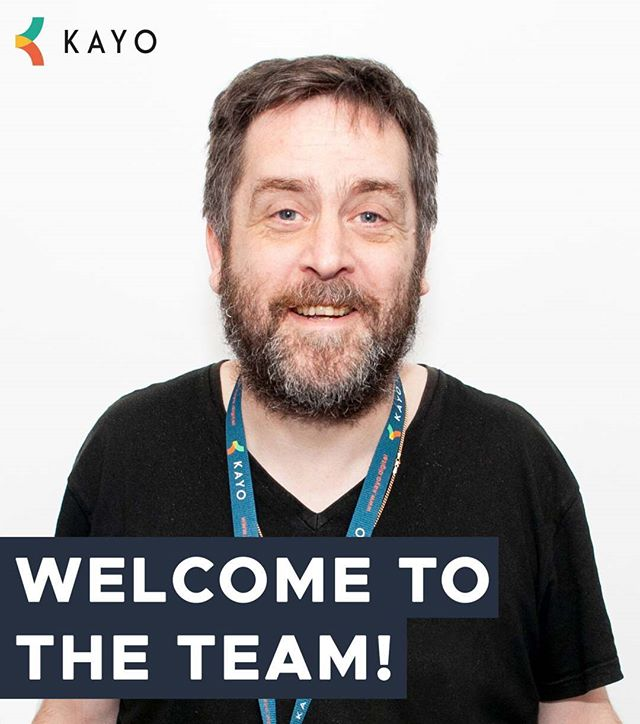 We would like to introduce our new Software Engineer, Ben! 👋👋 This is the man behind the Microsoft tattoo (if you haven't already seen it, you can find it in our previous posts!) . . #softwareengineering #agencylife #newteammember #welcometotheteam #webagency #newteam #employeeappreciation #digitalagency #teamkayo